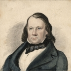 Dr. James Eights (1798-1882) at 40