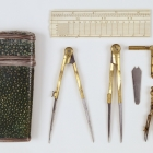 Simeon DeWitt's Drafting Set
