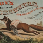 J. Fox's Crackers