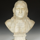 Bust of Ben Franklin
