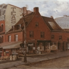 Corner of State and Pearl Streets