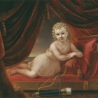 Portrait of a Child as Cupid: William Paterson Van Rensselaer Jr. (1835-1854)