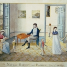 Nathan Hawley and Family Nov. 3d, 1801