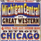 Michigan Central and Great Western Railways