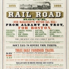 Great Eastern Rail Road Route