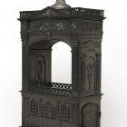 Two-Column Parlor Stove