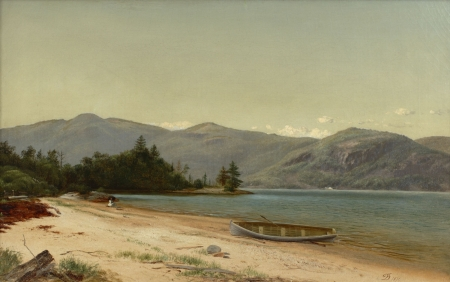 The Hudson River School Landscape Paintings From The