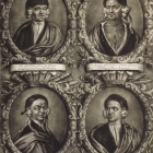 The Four Indian Kings