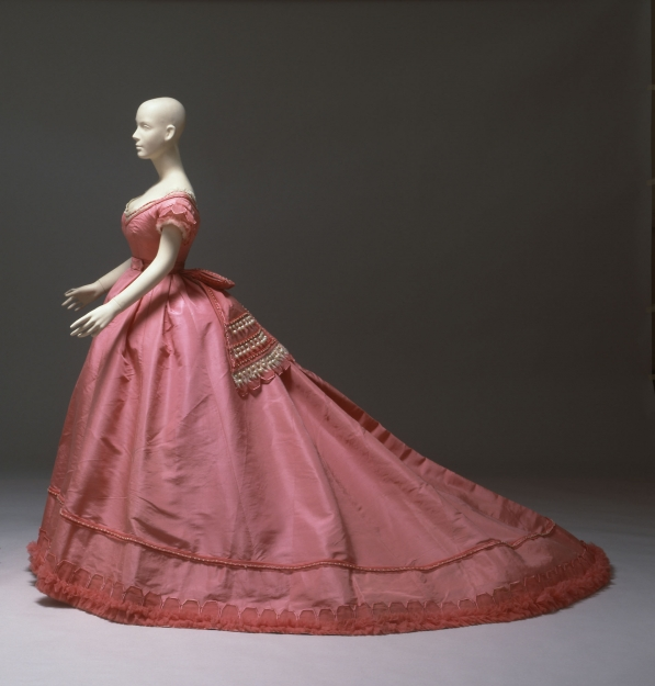 Ball Gown Albany Institute Of History And Art