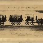 Excursion Train from Albany to Schenectady 1831