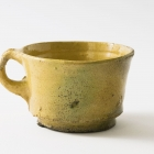 Dutch Earthenware Cup