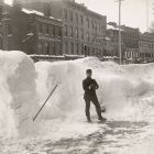 27 N. Pearl, Blizzard of '88