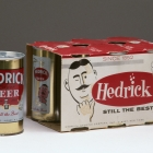 Hedrick Beer Six-Pack