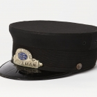 New York Central Railroad Conductor's Hat
