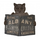 Sign for Albany Business College