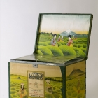 Tea Box from WGY Food Products Company
