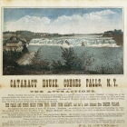 Cataract House, Cohoes Falls