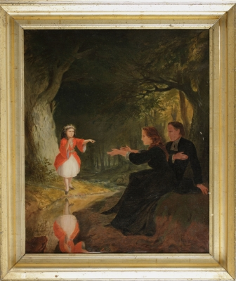 Scene from The Scarlet Letter - Albany Institute of History and Art