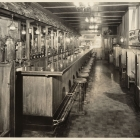 Interior of New Kenmore Hotel