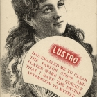 Lustro Advertising Card