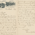 Letter from Samuel W. Brown to Cuyler Reynolds