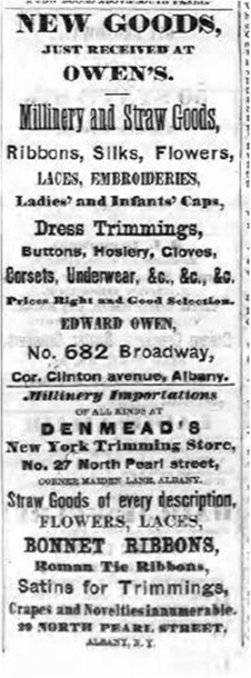 June 17, 1869 Albany Morning  Express