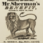 Mr. Sherman's Menagerie