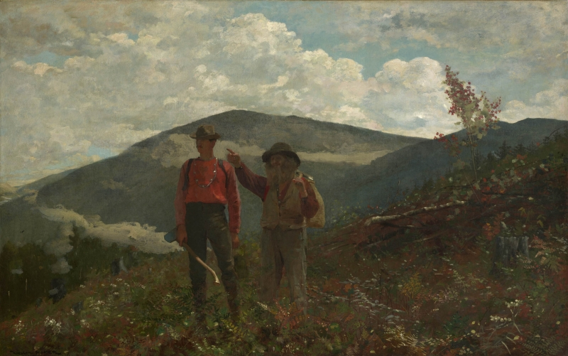 LECTURE The Wide Frontier: American Landscape Painting in the ...