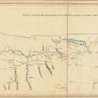 Map and Profile of the Proposed Canal from Lake Erie to Hudson River
