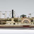 Mary Powell Steamship Model