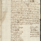 Indian Deed for Three Islands in Hudson River Opposite Green Island, May 31, 1664