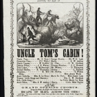 Academy of Music! Uncle Tom's Cabin
