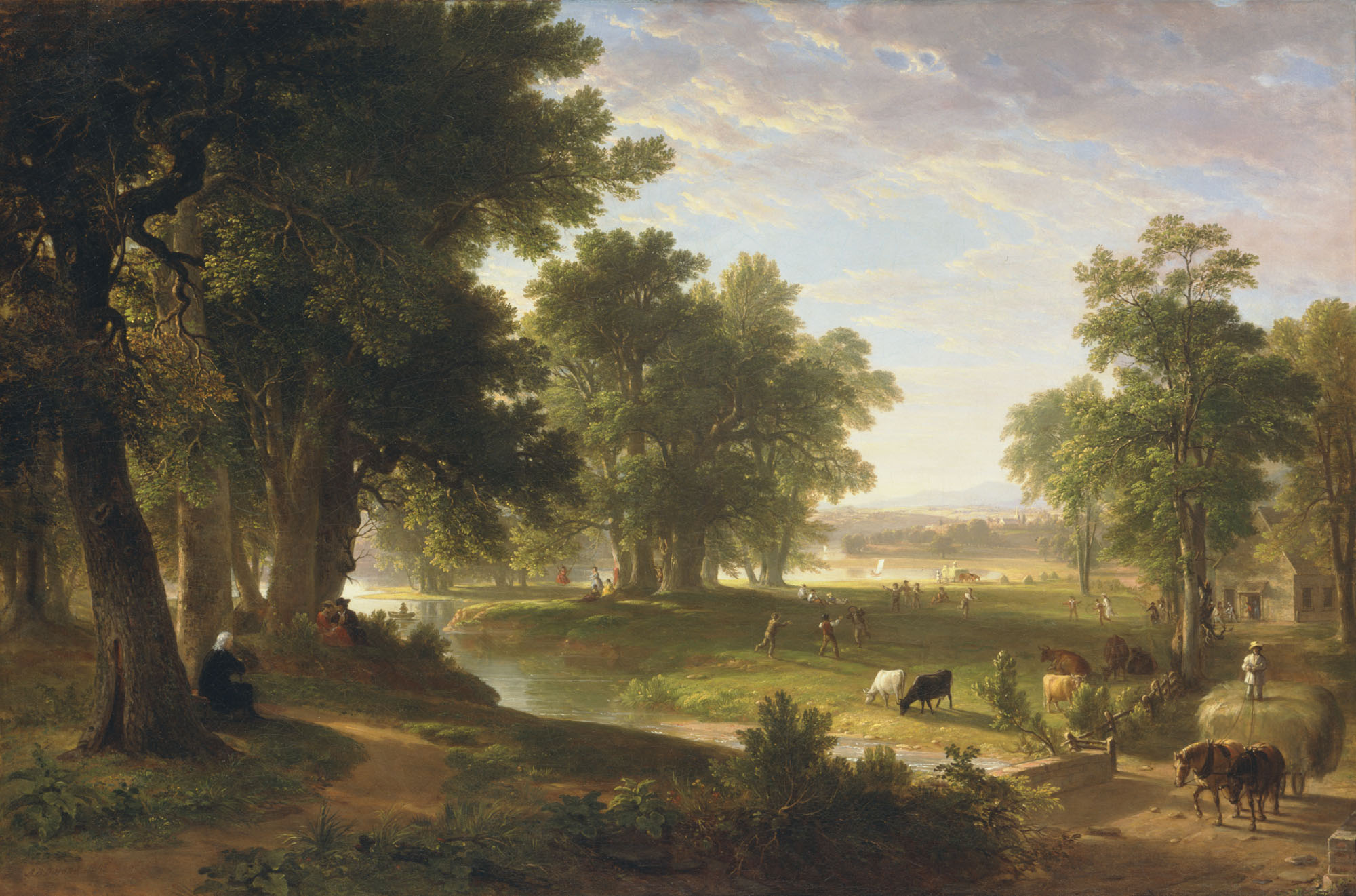 The Popular Appeal Of Landscape Albany Institute Of