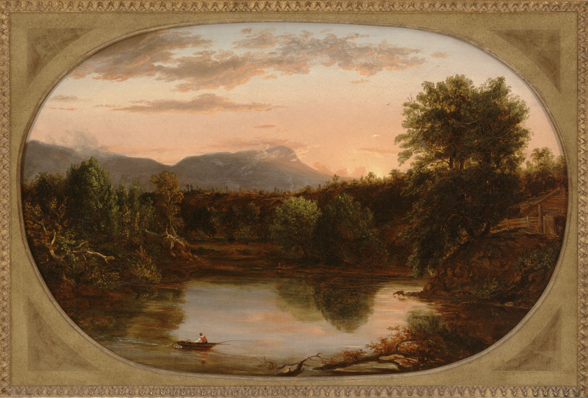 thomas cole essay Paintings of the day: the course of empire by thomas cole posted on april 21, 2010 by justin ames 11 comments before proceeding, permit me to suggest clicking on the pictures below, so that in their enlarged state, they may be more thoroughly appreciated.